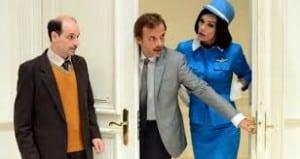 "Milano: al Teatro Manzoni Gianluca Guidi nell'esilarante ""Boeing Boeing"" dal 20 Febbraio  2014"