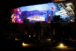 """RAVELLO FESTIVAL 2014: dal 21 marzo """"VILLA RUFOLO MILLE ANNI DI MAGIA"""", nel giardino di Klingsor la magia del mapping"""