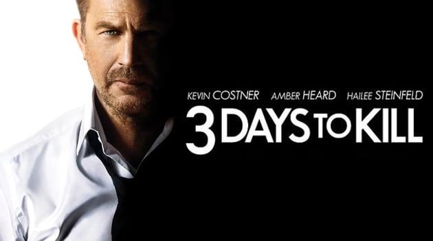 3 DAYS TO KILL, il nuovo film con Kevin Costner arrriva nelle sale italiane il 5 giugno 2014