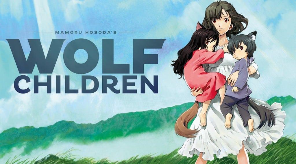 Per la Festa della mamma il cartone animato WOLF CHILDREN al cinema Anteo di Milano + un momento charity