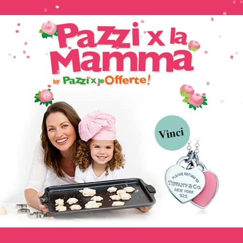 #pazzixlamamma : al via il Concorso fotografico CULINARIO per festeggiare la mamma