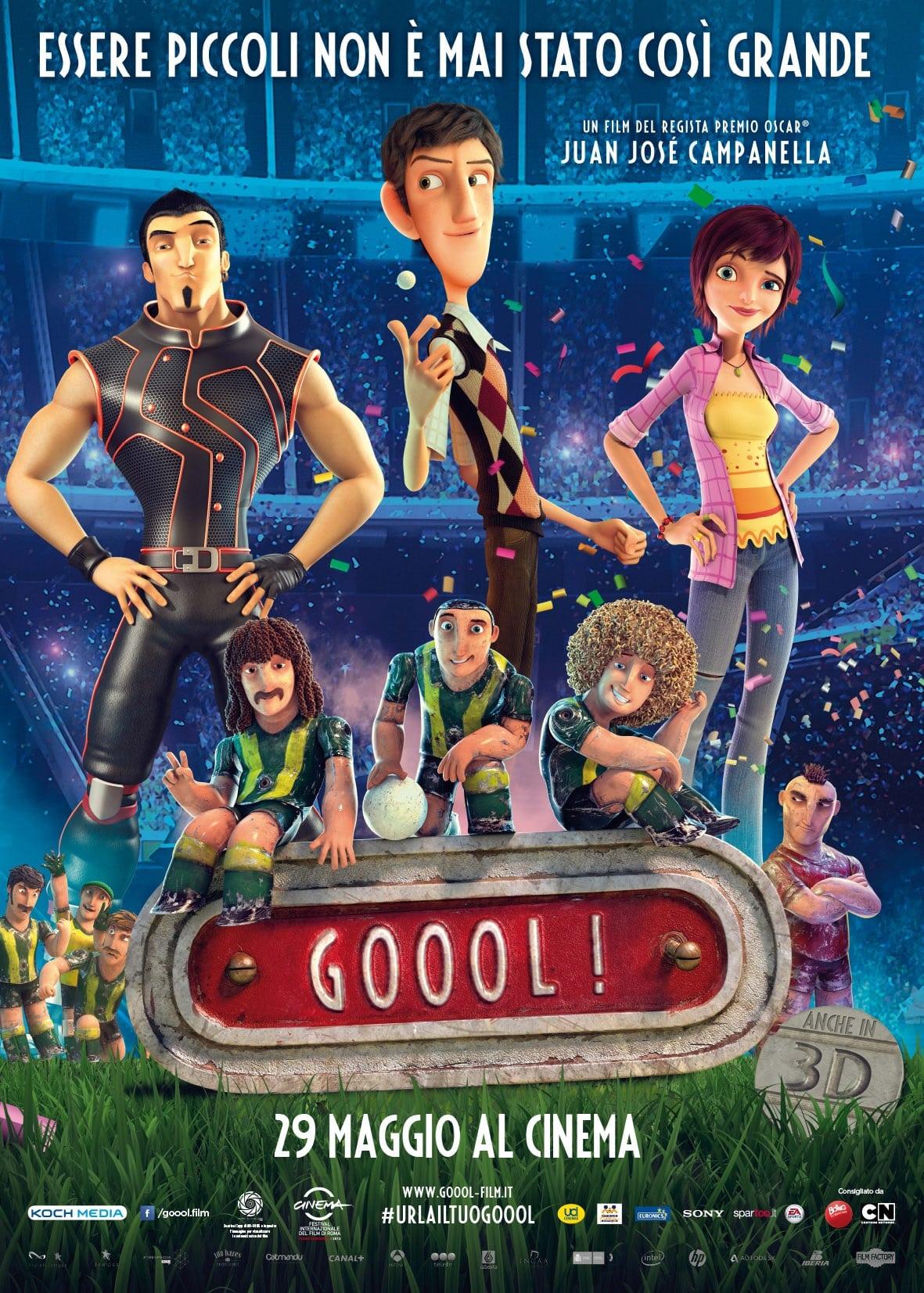 Goool!, l'attesissimo film che ti fa vincere fantastici premi col concorso  #URLAILTUOGOOOL…