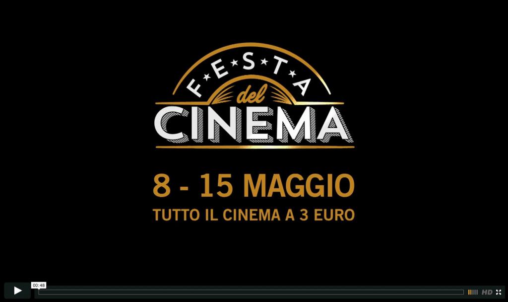 FESTA DEL CINEMA nei The Space Cinema