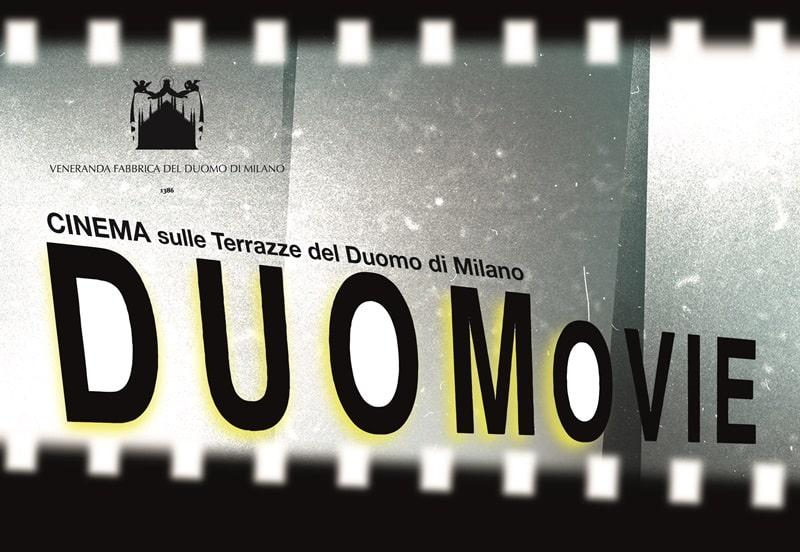 Duomovie, dal 14 luglio dieci giorni di film sulle Terrazze del Duomo per sostenere Adotta una Guglia