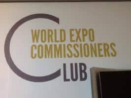 Il Club dei Commissari ulteriore tessera del grande mosaico Expo