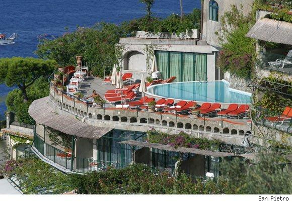 All'Hotel San Pietro Positano per ritrovare il benessere