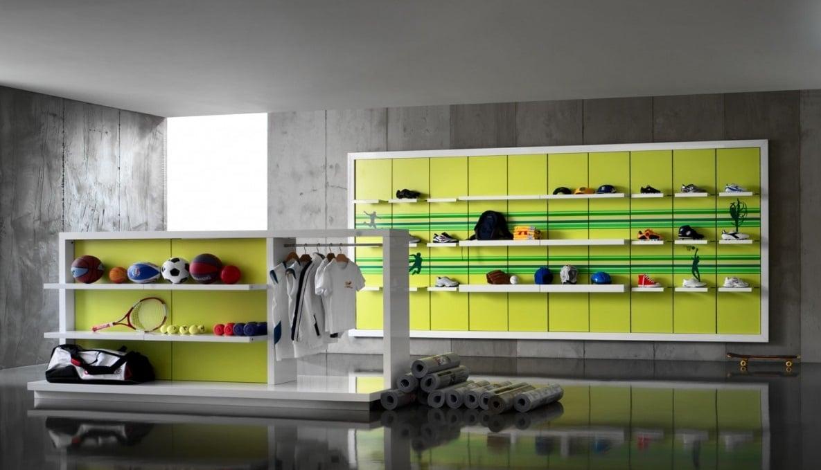 Arredamento x negozio crc arredamenti due nuove linee di for Tozzo arredamenti