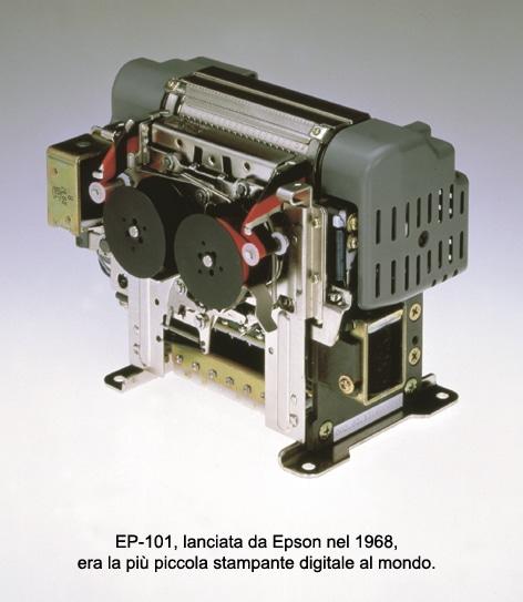 50 anni di innovazioni e di successo per Epson