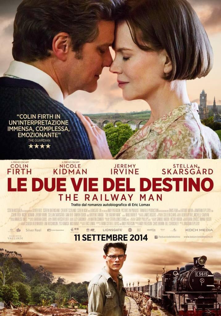 Disponibile in italiano il  sito ufficiale del film Le Due Vie Del Destino