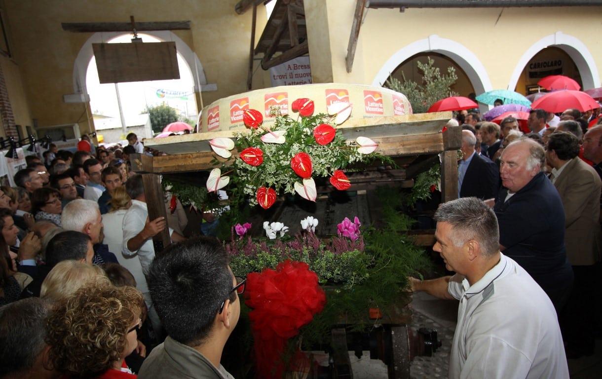 Latterie Vicentine festeggia il Formaggio della Transumanza