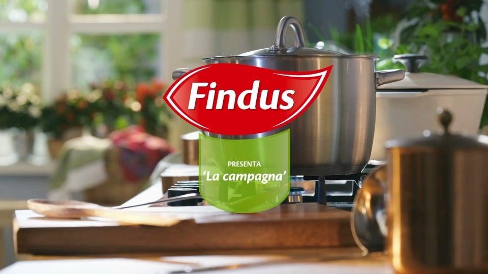 """Nuovo spot Findus per la linea """"Gran Minestrone 6 minuti"""""""