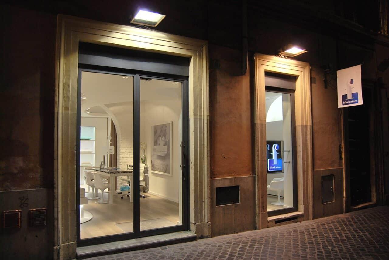 Apre a Roma il terzo showroom Fabricatore