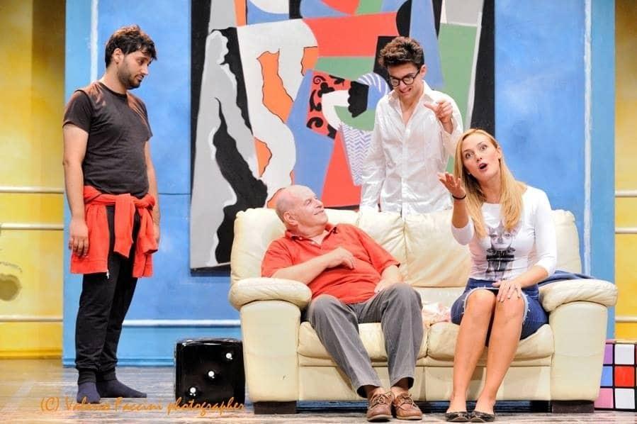 """Al Teatro Martinitt va in scena la commedia brillante """"Prendo in prestito tua moglie"""""""