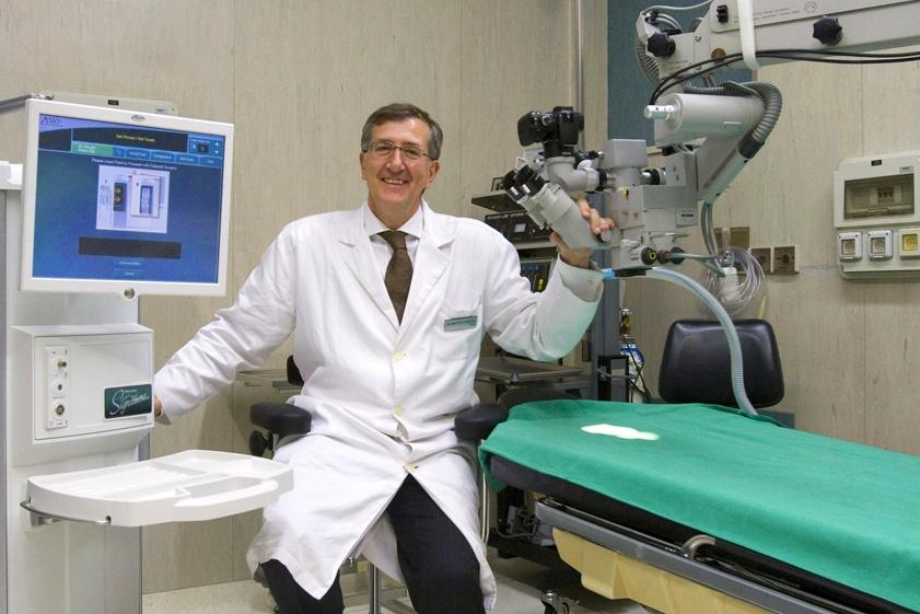 La SOI e la difficile situazione dell'oculistica italiana: nuove terapie e innovazioni tecnologiche, ma non alla portata di tutti
