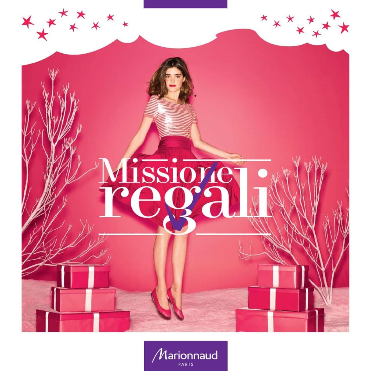 Missione Regali Marionnaud: come scegliere i regali di Natale con l'aiuto delle Gift Consultant