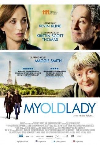 My Old Lady dal  20 Novembre al cinema