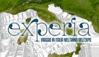 Experia, viaggio in Italia nell'anno dell'Expo