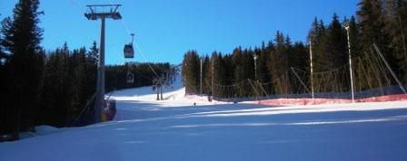 Si allena a Santa Caterina Valfurva la Nazionale Americana di slalom