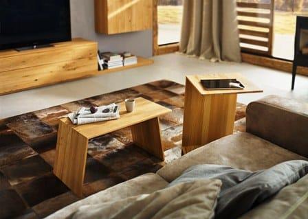 ... in Europa nella produzione di mobili di design in legno naturale