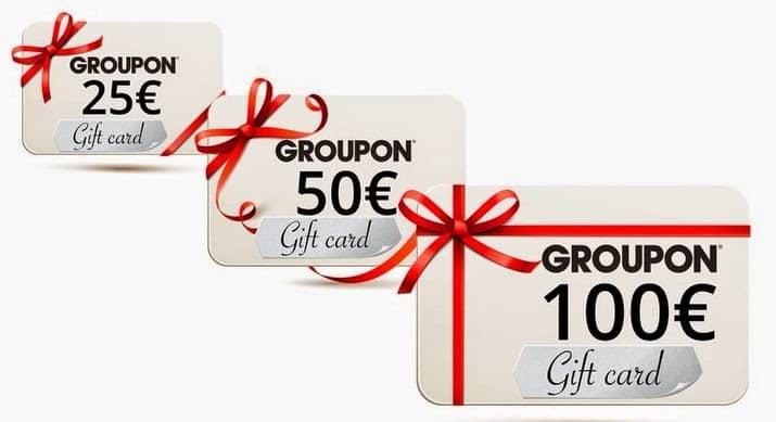 Dalla ricerca di Natale Groupon emerge che faremo 11 regali a testa spendendo meno di 30€ cad