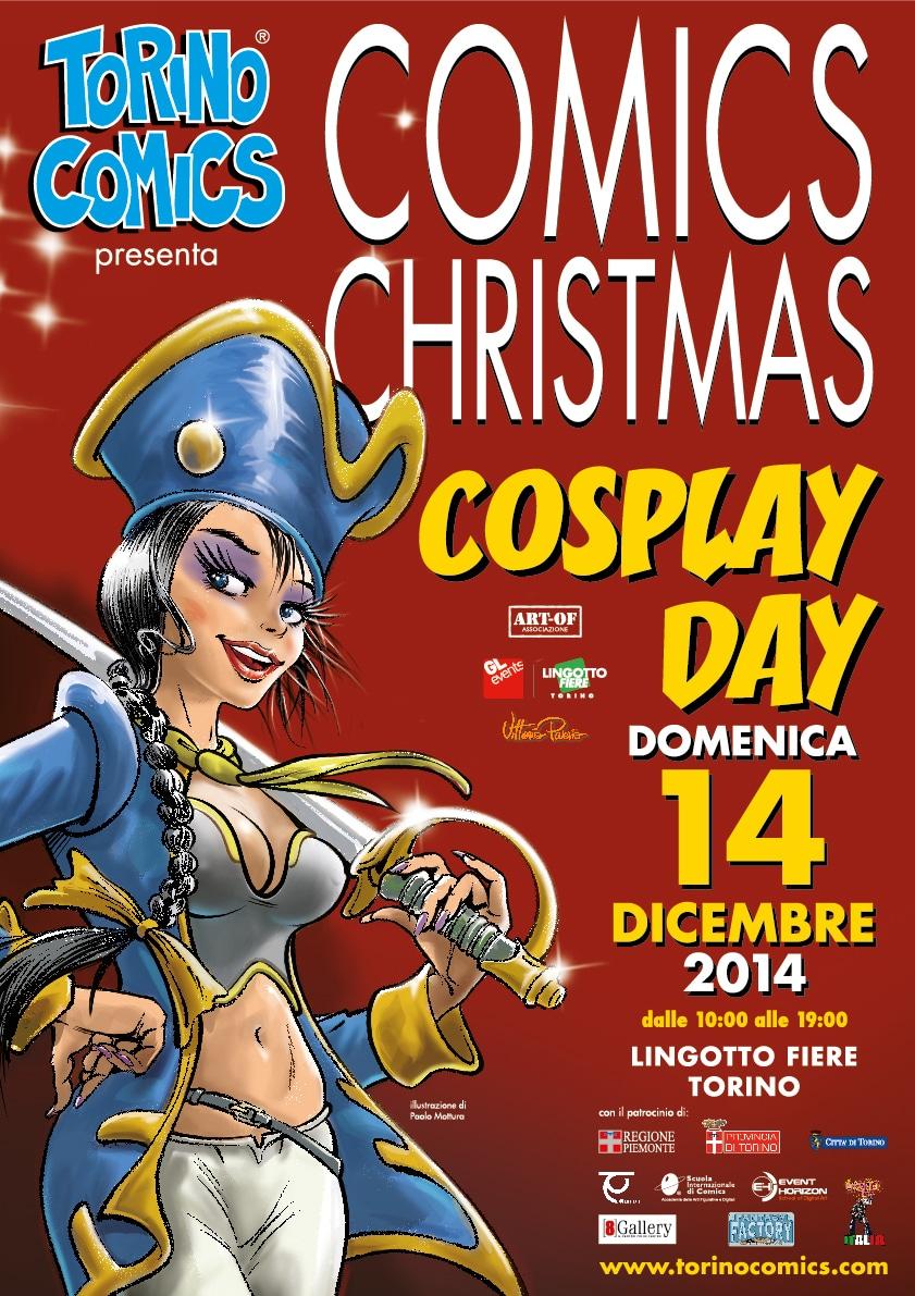 Natale con Torino Comics