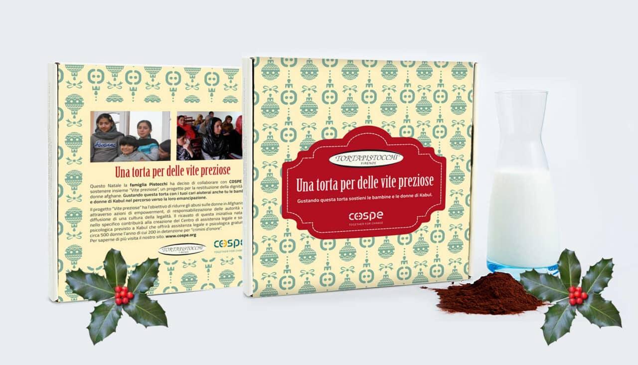 Con le Torte Pistocchi a Natale sostieni due grandi progetti