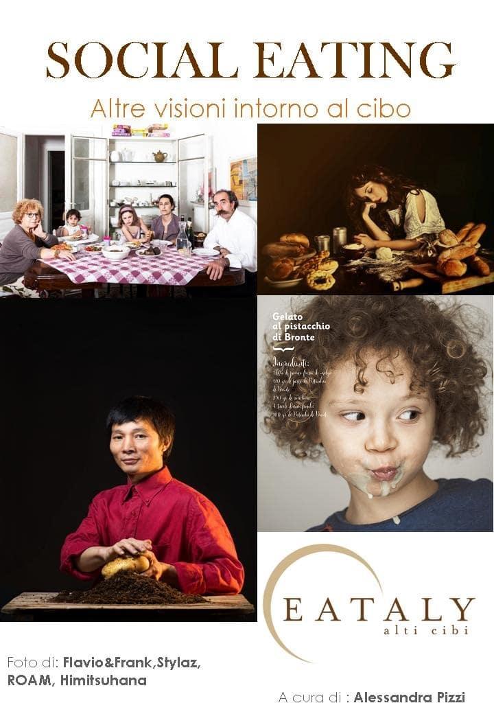 Social Eating, la mostra che propone un altro modo di vedere il cibo,  presso  EATALY Bari sino al 25 gennaio
