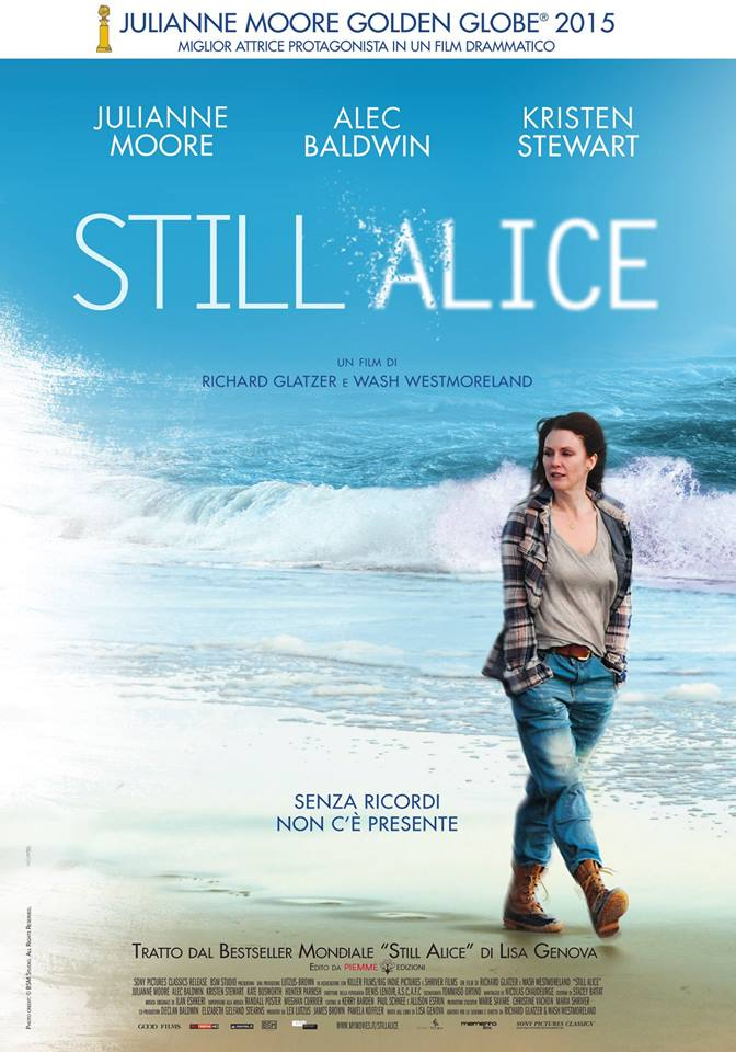 Sala Bio - Cinema Colosseo Milano: Still Alice, un commovente film sul problema dell'Alzheimer