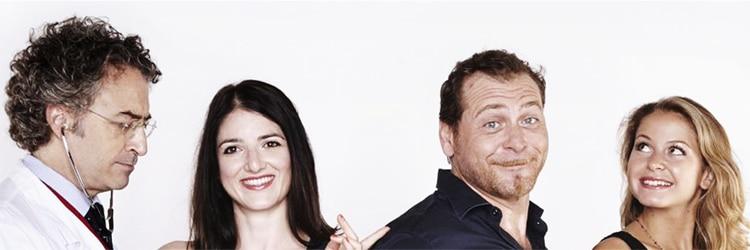 """""""Una coppia in provetta"""", la divertente commedia in scena al Teatro Martinitt dall'8 al 25 gennaio"""