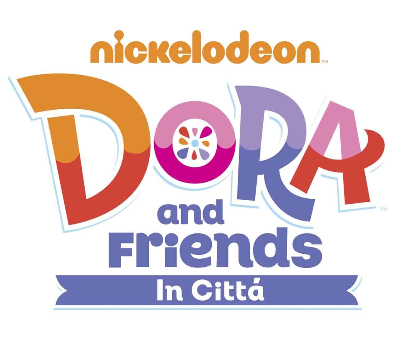 Su Nickjr dal 9 Febbraio la nuova serie animata Dora and Friends in città