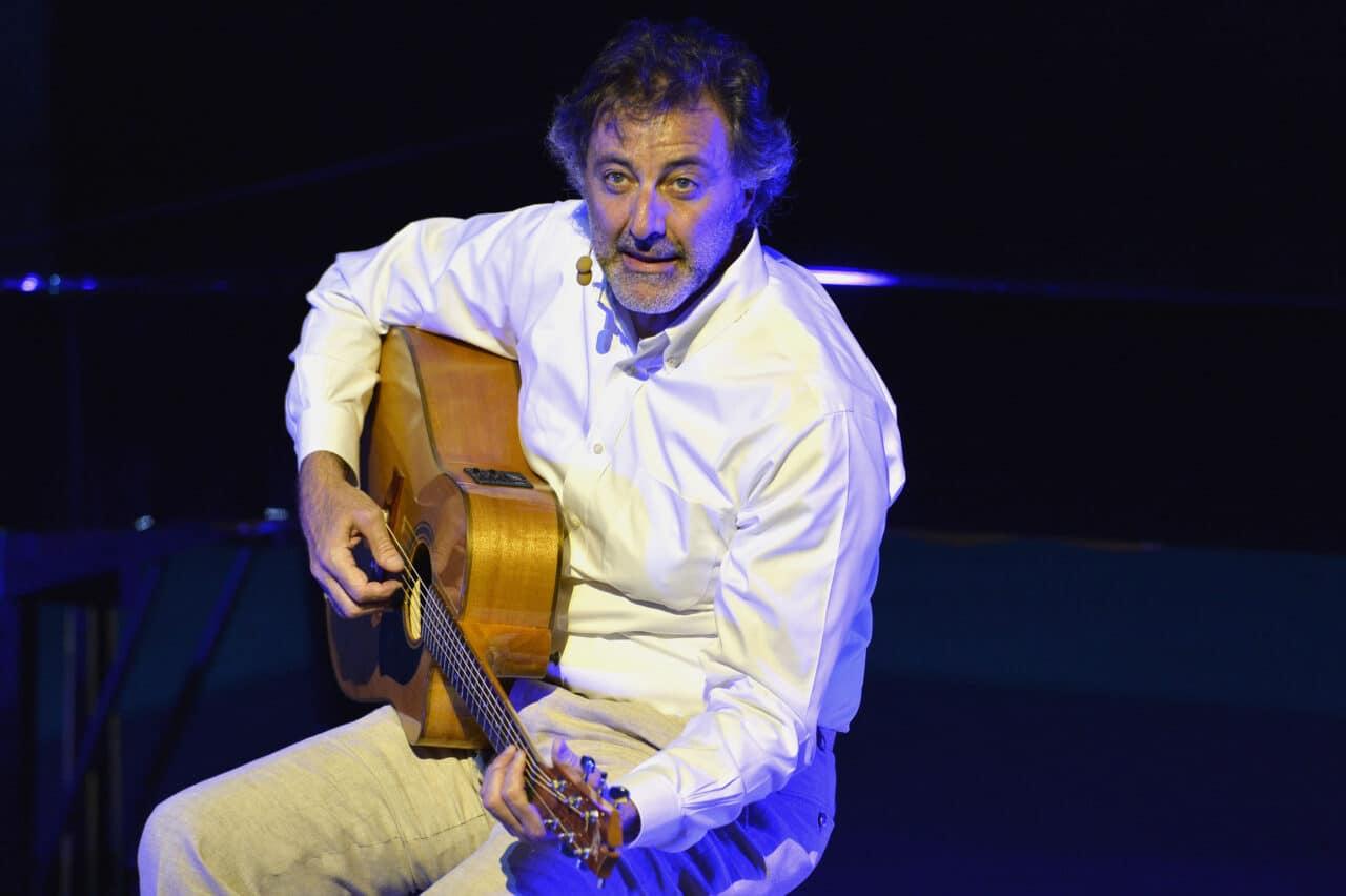 One man show di Luca Barbareschi al Teatro Manzoni