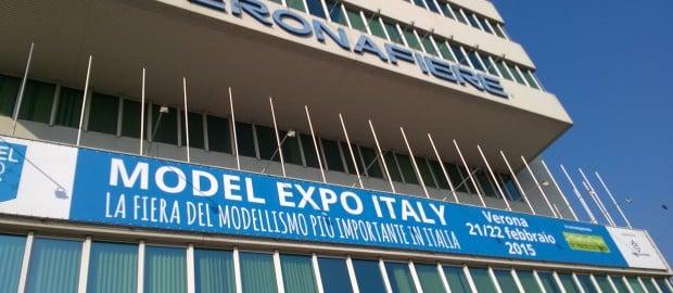 A Verona la fiera del modellismo Model Expo Italy