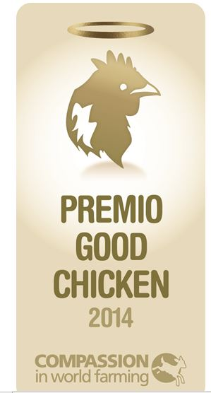 Assegnato alla cooperativa ValVerde il Premio Good Chicken