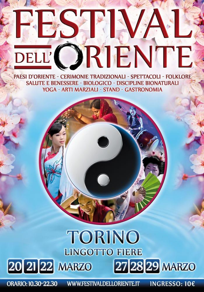 Prosegue a Torino il Festival dell'Oriente