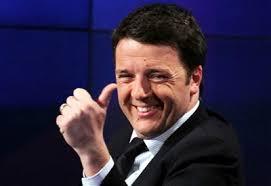La vetrina di Renzi