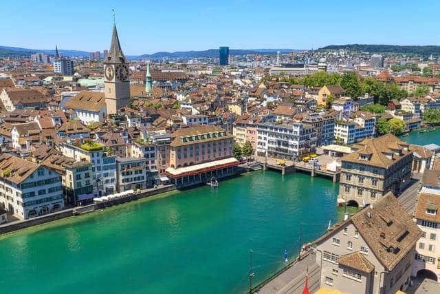 Zurigo: destinazione EXPO