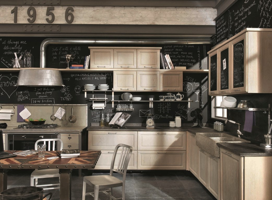 Best Cucina Dialma Brown Gallery - Ideas & Design 2017 ...