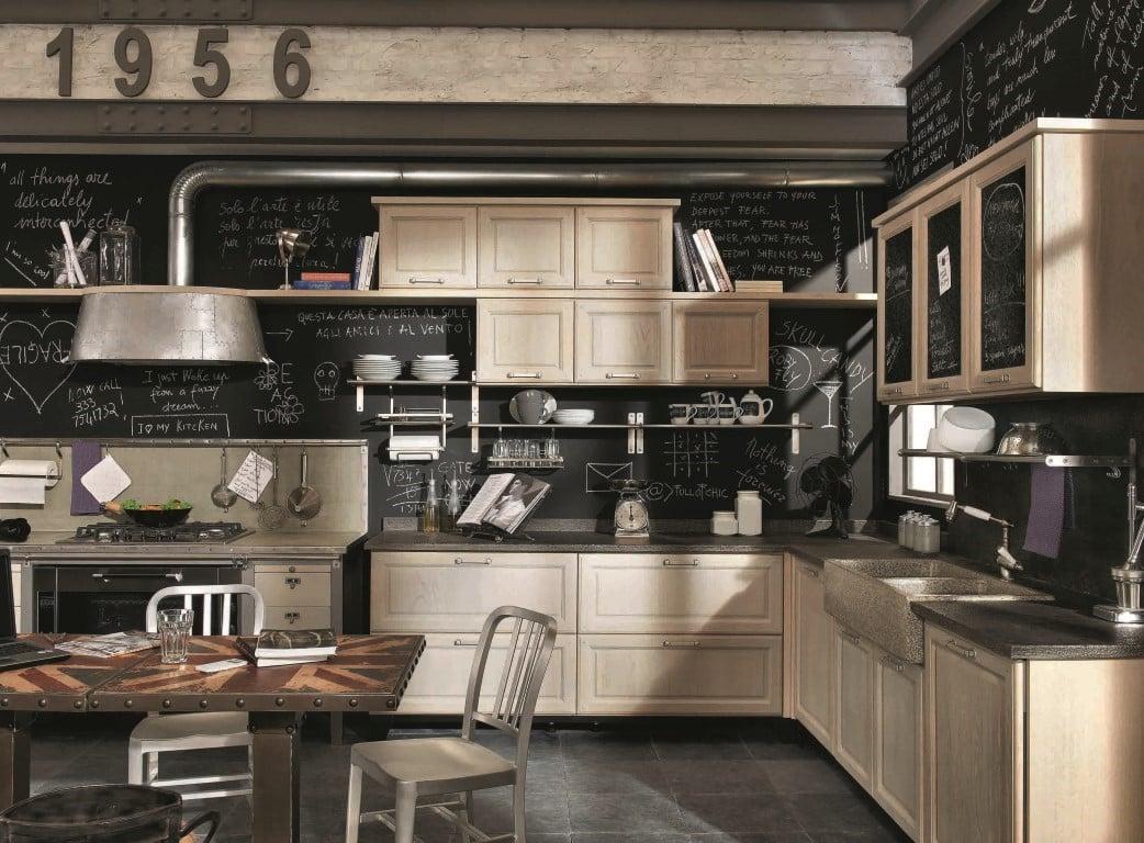 Cucine e Dialma Brown, un mix di tradizione e modernità