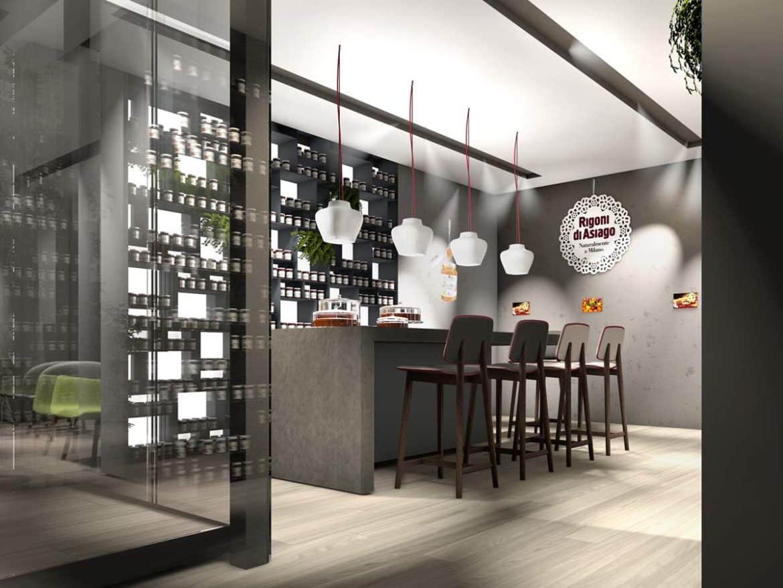 Apre a Milano il primo concept store di Rigoni di Asiago