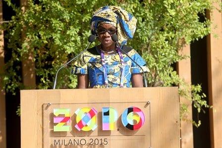 Expo: le celebrazioni del National Day della Repubblica Centrafricana