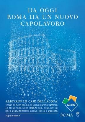 """ItaliaBrandGroup lancia la campagna delle """"Case dell'Acqua"""" di Acea"""
