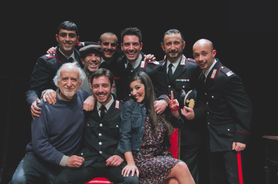 MINCHIA SIGNOR TENENTE: al Teatro Martinitt la commedia che divertendo denuncia la mafia