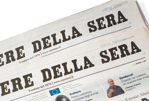La faziosità del Corriere della Sera