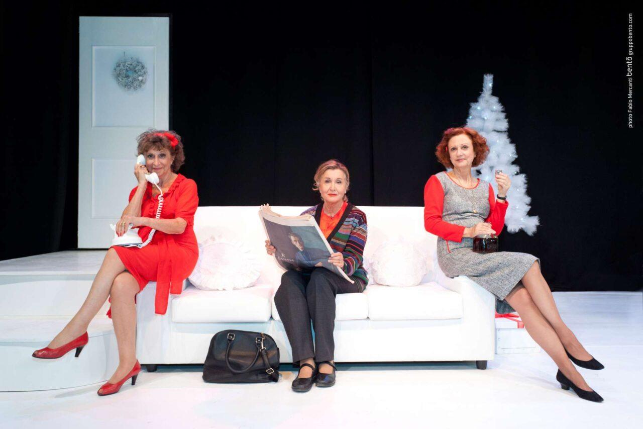 """Al Teatro San Babila tre straordinarie interpreti per la pièce """"La vita non è un film di Doris Day"""""""