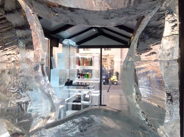 I BAR Cubetto inaugurato nel centro di Milano, per un aperitivo … da brivido!