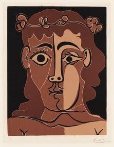 Copia di Pablo Picasso_Jeune homme couronne de feuillage_1962[1]