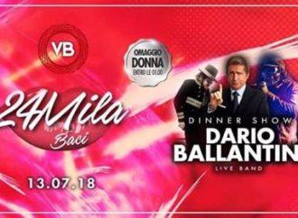 Villa Bonin – 13/7 24milaBaci pres. Dario Ballantini 14/7 Besame with Jenn Morel, 28/7 Merk & Kremont