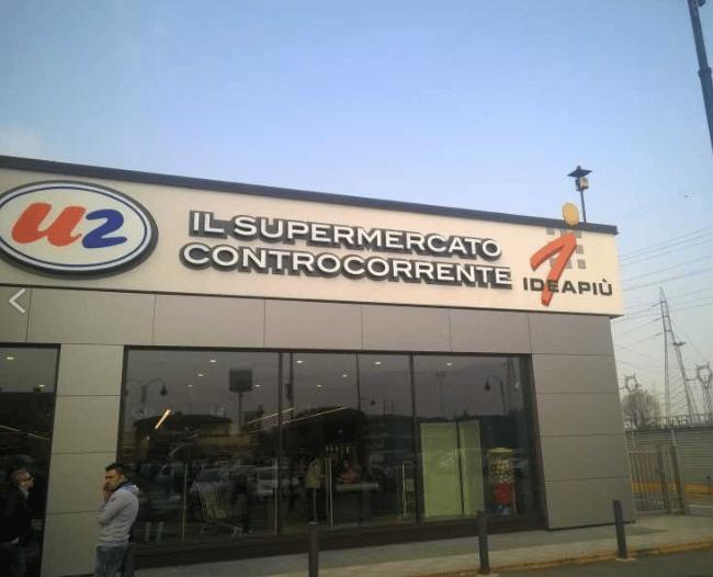 Nuova apertura per U2 supermercati a Magenta (Mi)