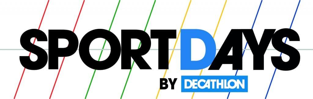 Nei negozi Decathlon al via  gli SPORTDAYS, l'appuntamento con gli sport più amati!