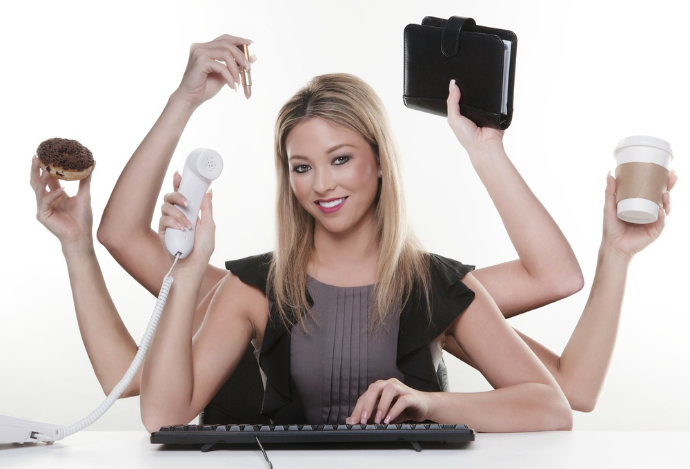 "Multitasking e Multimediali: le ""vere"" donne di Oggi"